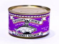 Royal Chinook Salmon No Salt Added 7.5 oz.