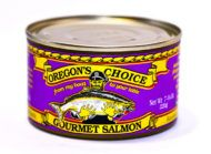 Royal Chinook Salmon Lightly Salted 7.5 oz.