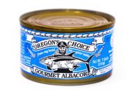 Gourmet Albacore Tuna No Salt Added 7.75 oz.