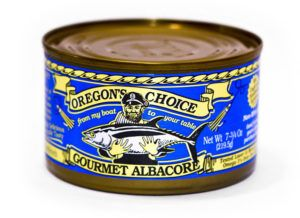 Albacore Salted
