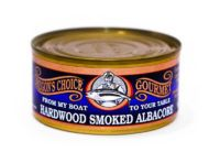 Smoked Albacore Tuna 6 oz.
