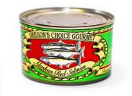 Alaskan Sockeye Red Salmon Lightly Salted 7.5 oz.