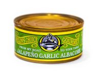 Jalapeno Garlic Albacore Tuna 6 oz.
