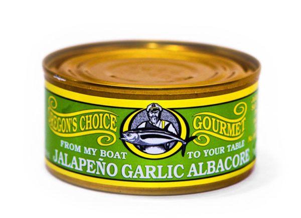 Jalapeno Garlic Albacore