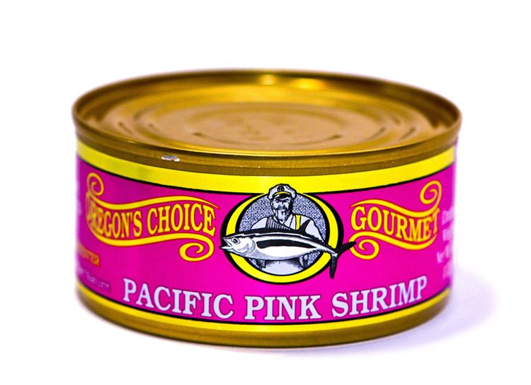Pacific Pink Shrimp