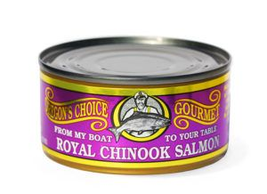 Royal Chinook Salmon