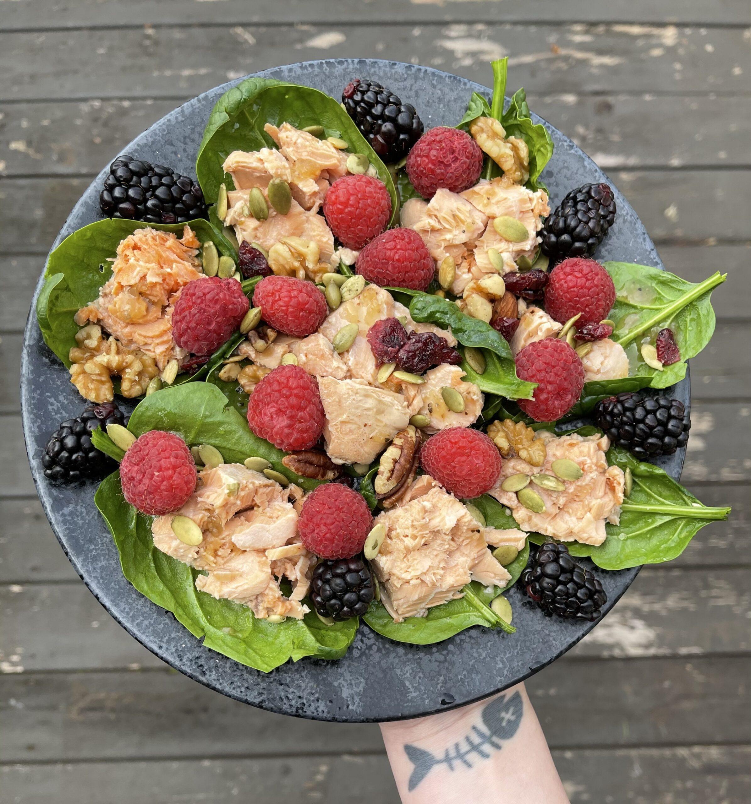 Chinook Salad